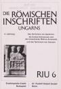 Közvetlen link a(z) Die Römischen Inschriften Ungarns 6. bejegyzéshez