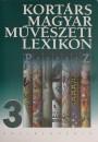 Közvetlen link a(z) Kortárs Magyar Művészeti Lexikon III. bejegyzéshez